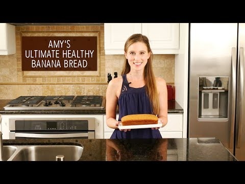 The Ultimate Healthy Banana Bread | Amy's Healthy Baking