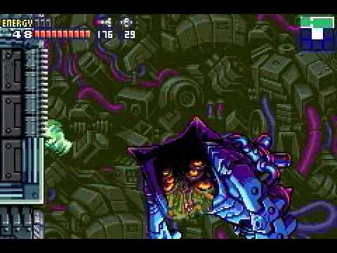 How To Not Fail Metroid Fusion Bosses Nightmare