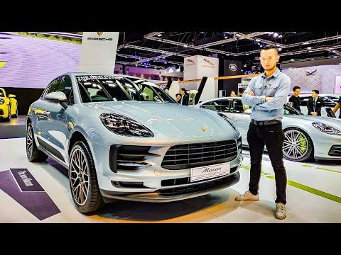 """Khám phá chi tiết Macan 2019 Không """"Cởi chuồng"""" chỉ từ 3 tỷ. Sở hữu Porsche chưa bao giờ dễ thế"""