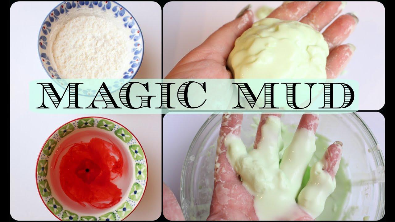 Watch How to Make Magic Mud video