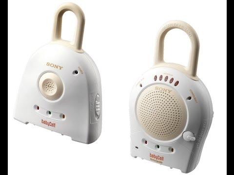 Sony NTM910YLW WHT Baby Call baby monitor s