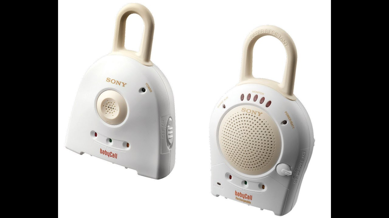 sony ntm910ylw wht baby call baby monitor reviews youtube rh youtube com Sony TV Repair Manual Sony Operating Manuals