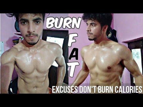 belly fat burning workout for men and women  no equipment