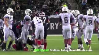 2013 Semper Fi All-American Bowl: Official Complete Game Highlights - CollegeLevelAthletes.com
