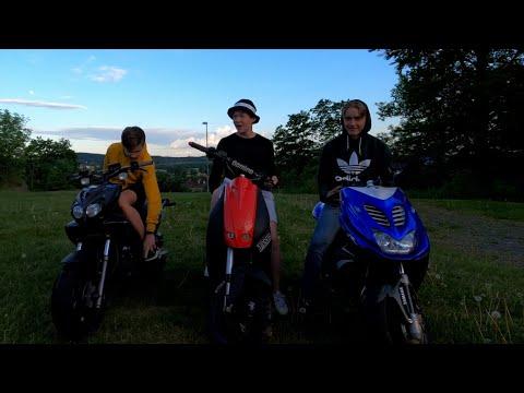 Review på våra mopeder