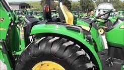 John Deere 4052R Tractor, Loader, Backhoe, For Sale by Mast Tractor!