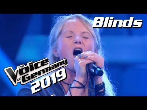 Guano Apes - Open Your Eyes (Sandra Siebert) | The Voice of Germany 2019 | Blinds