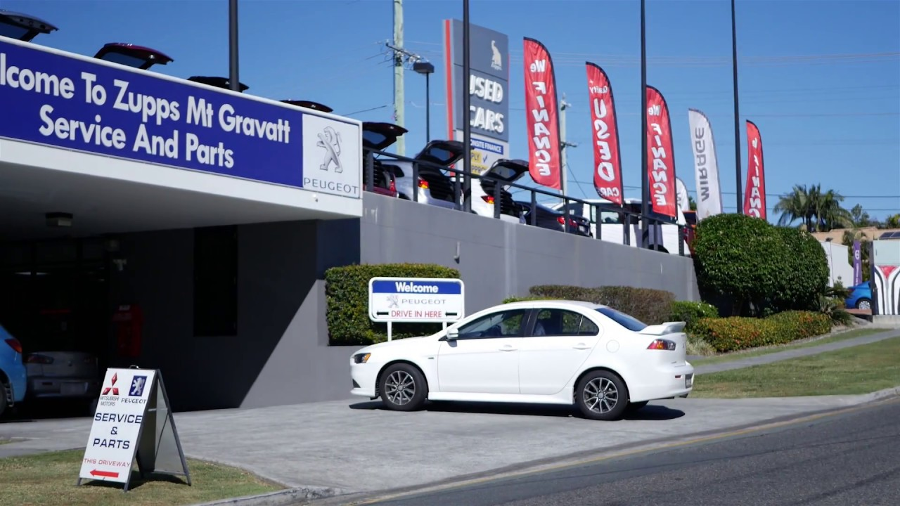 Our Service Departt - Zupps Mt Gravatt Mitsubishi - YouTube