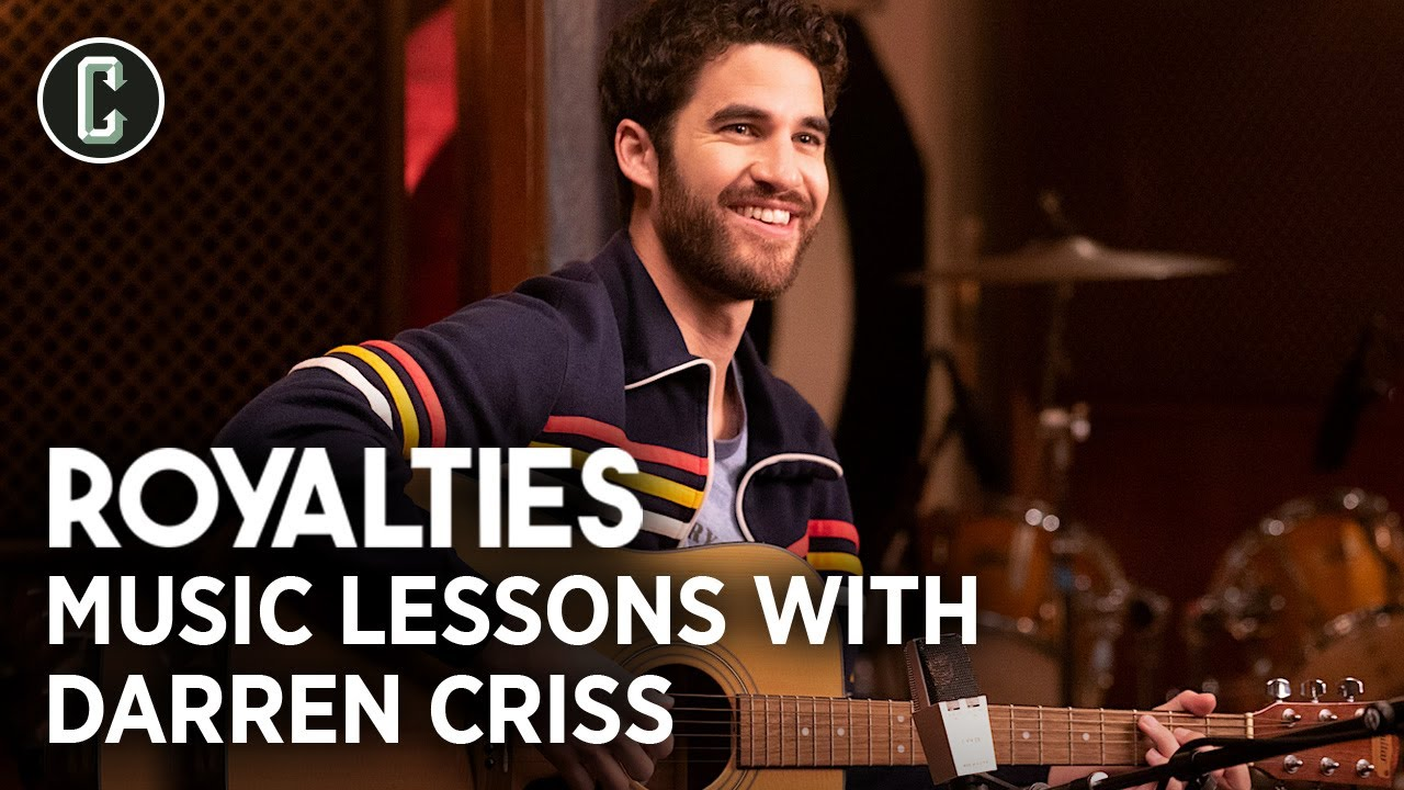 Darren Criss Piano Interview: Royalties, Mark Hamill, and Music Theory