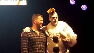 "Puddles Pity Party performs ""It's Now or Never"" by Elvis Presley"