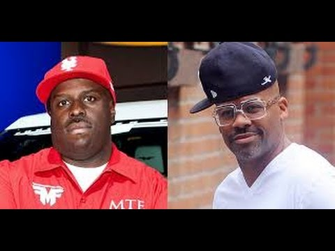 """Funkmaster Flex GOES At Dame Dash NECK"" On Radio!! ""Ill Blackball You FRAUD!(throwback)!"