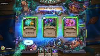 HEARTHSTONE WITCHWOOD GAMEPLAY
