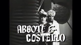 "Abbott & Costello in ""Lost in a Harem"" Vintage Movie Trailer (1944)"