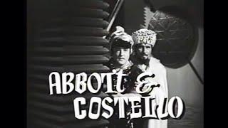 """Abbott & Costello in """"Lost in a Harem"""" Vintage Movie Trailer (1944)"""