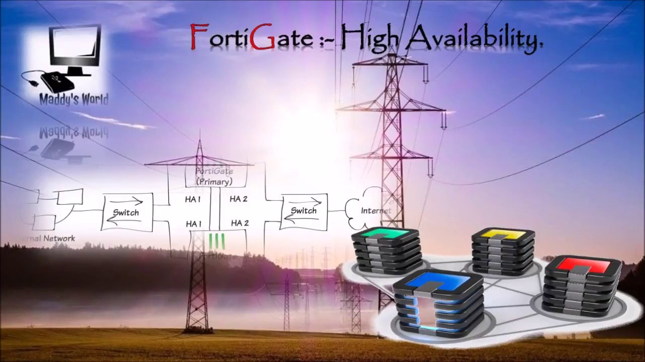 Firewall - Fortinet High Availability