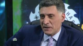Михаил Турецкий в программе 'Международная пилорама с Тиграном Кеосаяном' (2017)
