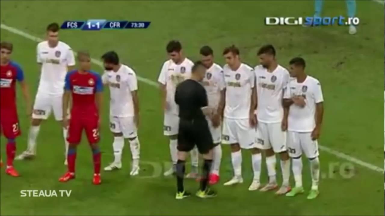 FC Steaua Bucuresti - Meciuri Acasa in sezonul 2015-2016