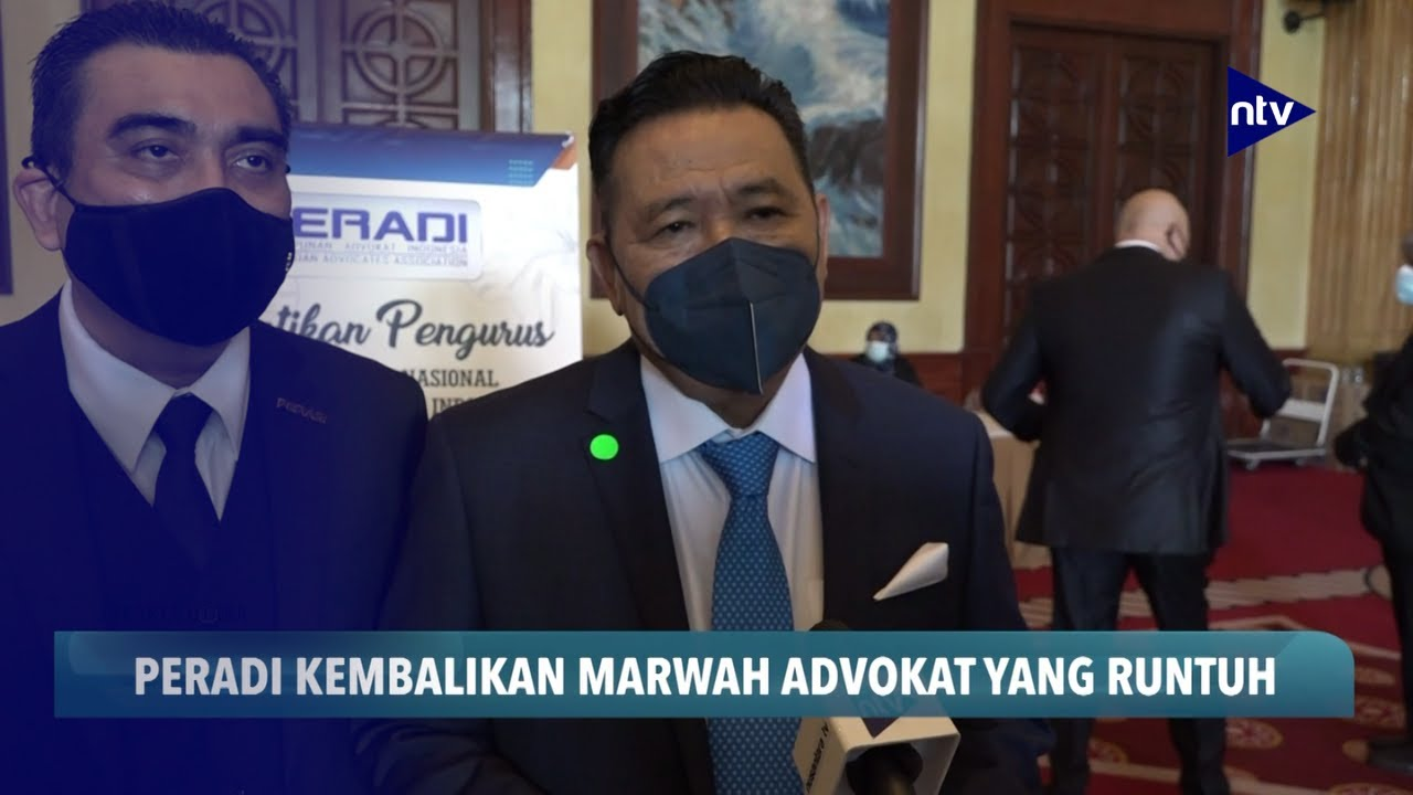 Peradi Bertekad Kembalikan Marwah Advokat yang Runtuh
