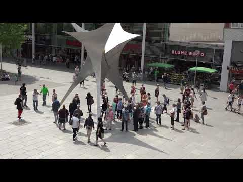 In God's Own Country Flashmob