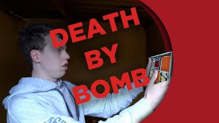 KILLED while DEFUSING a BOMB | duncte123