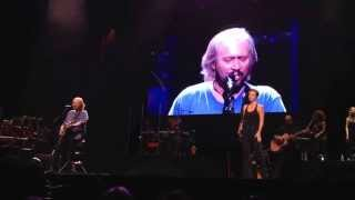 Barry Gibb Philadelphia 2014- Morning Of My Life