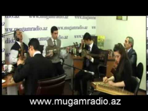 Baba Mahmudoglu ensemble Video Mugam Radio (Azerbaijan)