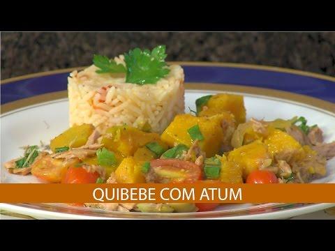 QUIBEBE COM ATUM E SANDUÍCHE SIMPLES
