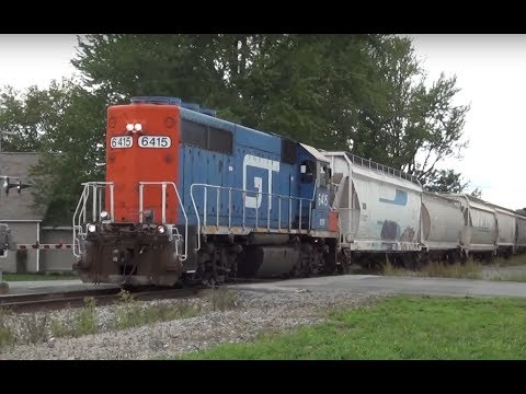GTW SCRF 6415 on the CF&E LIVW