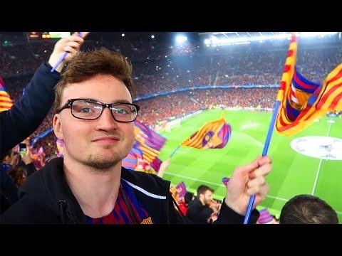 FC Barcelona - FC Chelsea | Champions League Stadionvlog | MESSI SHOW + ERSTES DEMBELE TOR