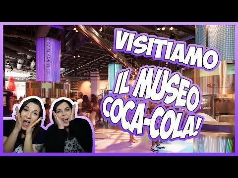Visitiamo il museo World of Coca-Cola di Atlanta!