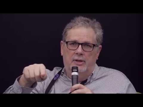 Dave Pensado at McDSP booth NAMM 2018