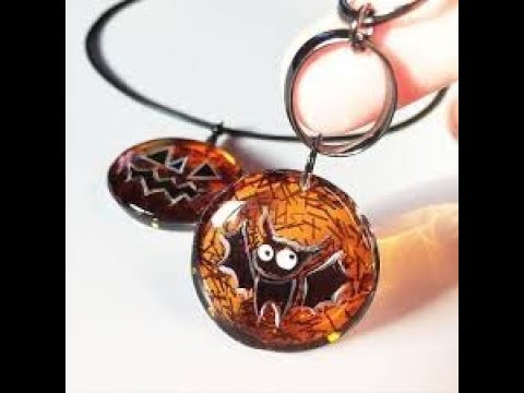 WOOD + RESIN JEWELRY | How to Make Secret Wood  Necklace Pendants/4エポキシとウッドDIYプラスチックの最も素晴らしいペンダント