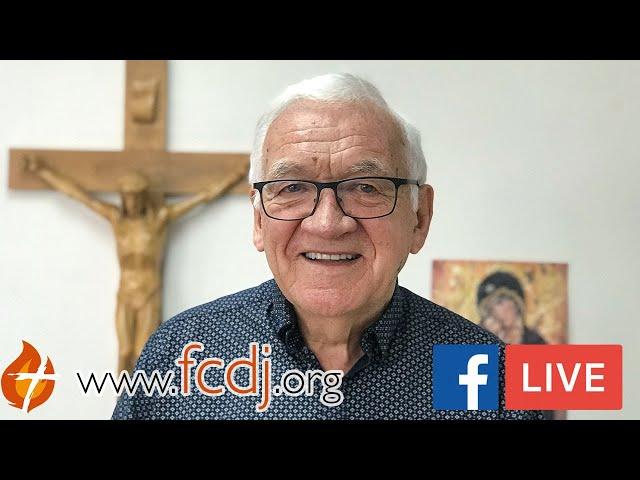Facebook Live 12/09/2019 - Jésus t'attend