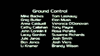 Loadstar, The Legend of Tully Bodine (Sega CD) - CREDITS