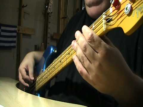 Mariah Carey Always Be My Baby Bass Cover