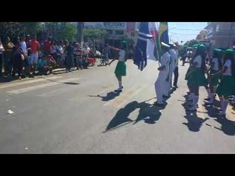 Desfile 7 de setembro de Corinto MG 2017