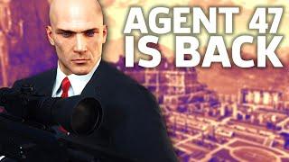 Hitman 2 - Sniper Assassin Mission Gameplay