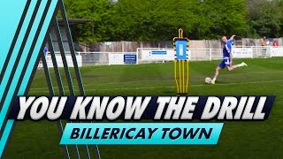 5 Station Shooting Challenge | You Know The Drill | Billericay Town