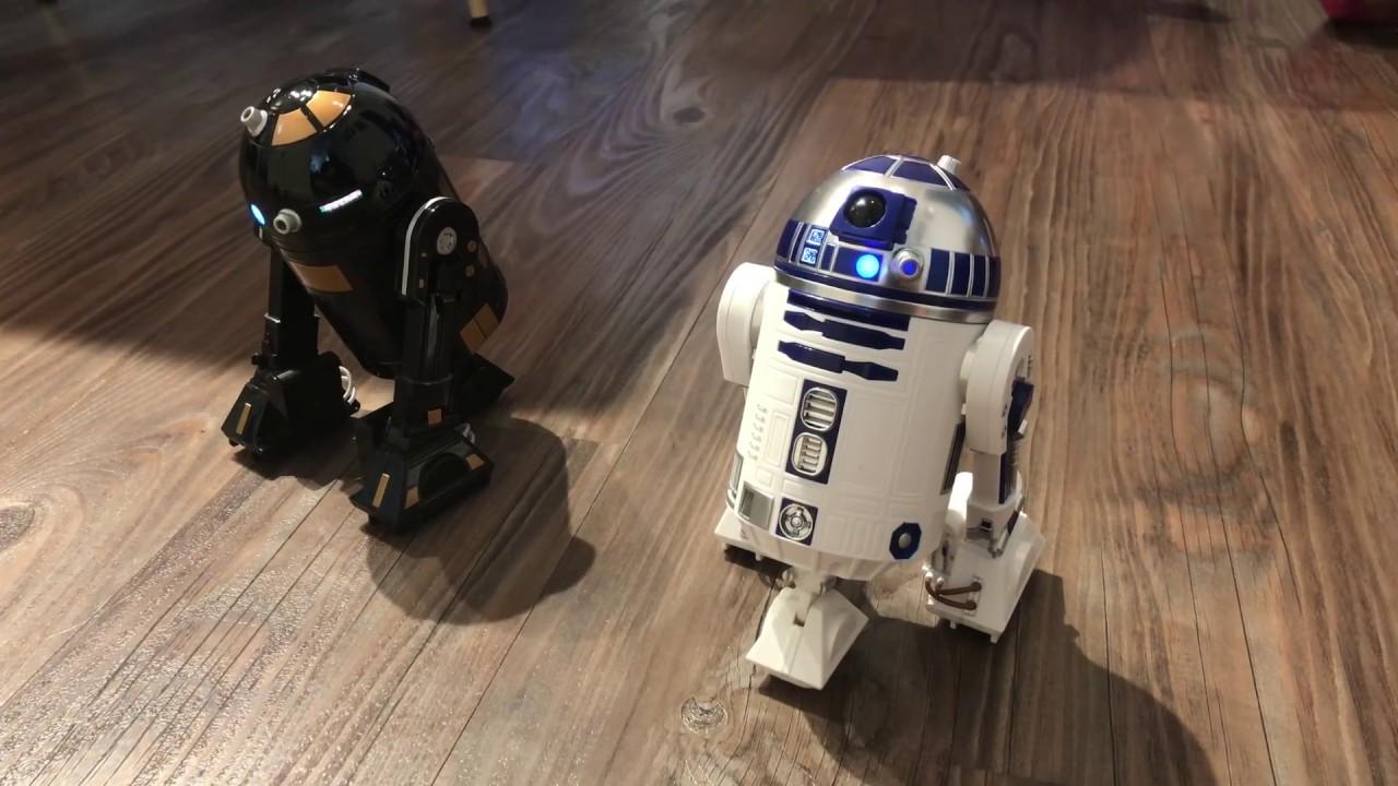 Sphero R2 Q5 R2 D2