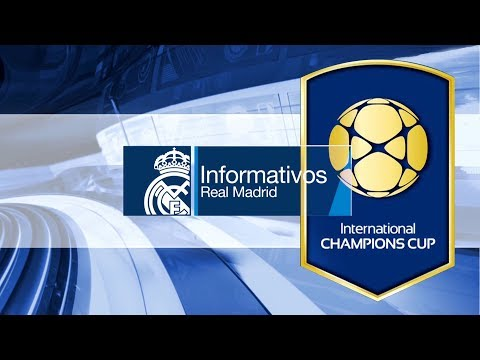 Real Madrid TV Noticias (01/07/2017) | International Champions Cup