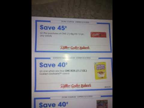 Dillons Mail-In Coupons 7-6-20 Free Cereal and Chips