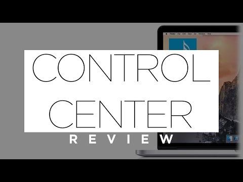 [Review] Control Center para Mac