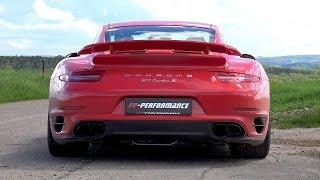 780HP Porsche 991 Turbo S PP-Performance POPS & BANGS!!