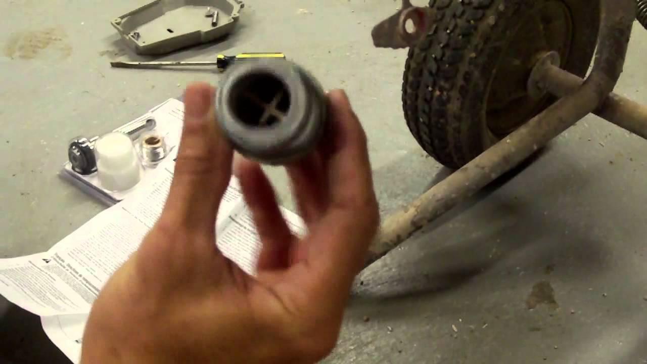 Repair pump on Wagner or Spraytech Paint Sprayer PT1 of 3 on