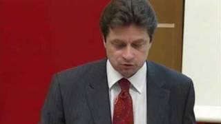 2008 - Système d'alimentation électrique sans interruption à énergie cinétique par G. Lafont de chez Piller (part 2/5)
