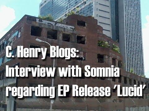 Interview With Somnia Regarding 'Lucid' Album Release