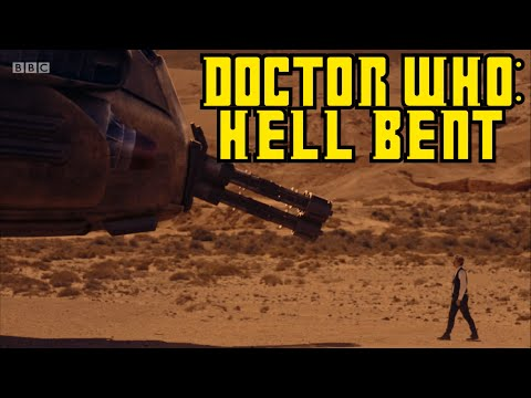 Doctor Who Reaction/Analysis - Hell Bent (2015) -