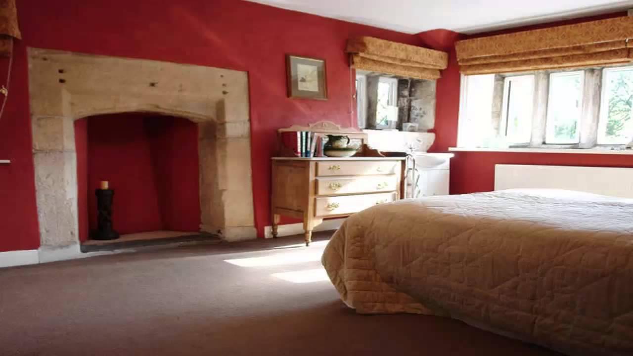 Sleep Burgundy and Beige rooms غرف نوم عنابي وبيج - YouTube on Beige Teen Bedroom  id=22892