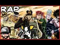 Stardust Crusaders Rap | NLJ @The Anime Man @GameboyJones more | JoJos Bizarre Adventure Rap