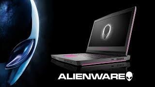 Разборка перед чисткой ноутбука Alienware 17 R4 2017